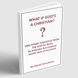 Daniel Greenberg What if Gods a Christian