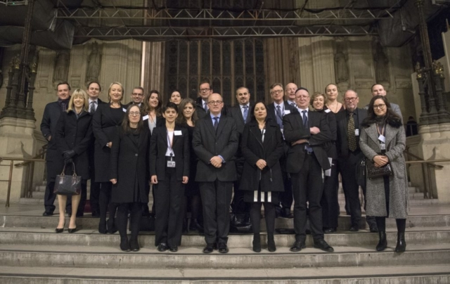 Parliamentary Lawyers Conference Photograph